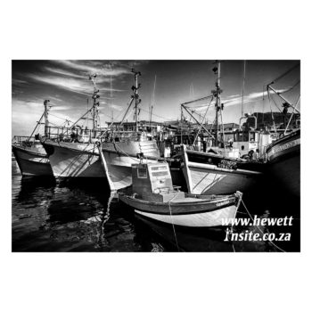 Fine Art photographic prints available for shipping worldwide - photographed by Andrew Hewett at Kalk Bay Harbour for hewettinsite